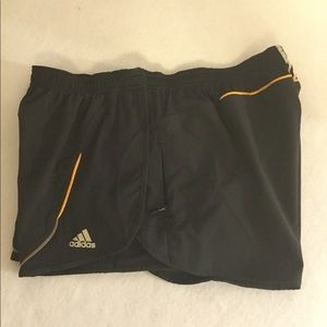 Women's Adidas black Climacool Shorts - sz Large